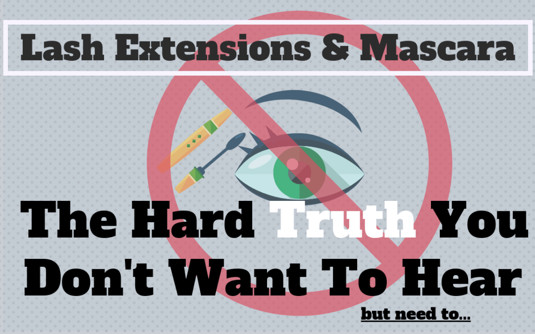 Eyelash Extensions & Mascara Myths: Can You Handle The Truth?