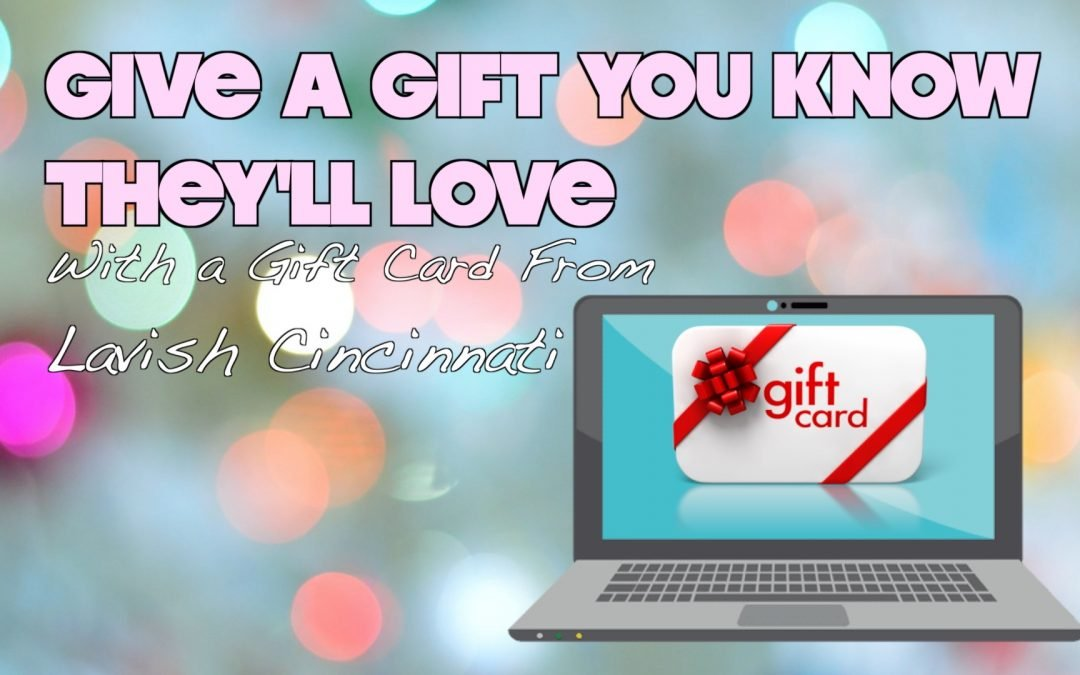 Gift Card Guide: Step By Step How To Give The Gift Of Beauty This Year