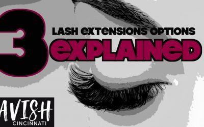 Lash Extensions Cincinnati: 3 Ways To Boost Your Lash Game