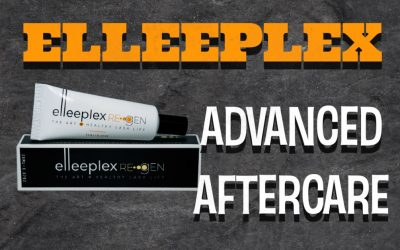 Elleeplex Advanced Aftercare Formula: The Key To Lash Health