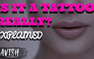 Lip Blush Tattoo: How Cosmetic Tattoos Are Different
